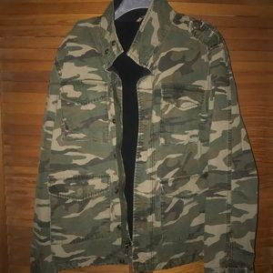 Tony Hawk camo jacket